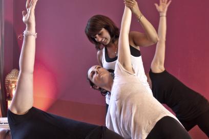 Yogalehrer Ausbildungen (100 / 200+ / 300+)