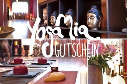 Gutschein – Schenke Yoga