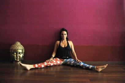 Yin Yoga Workshop / Weiterbildung mit Cher-Ginger Baratta 30.6.19