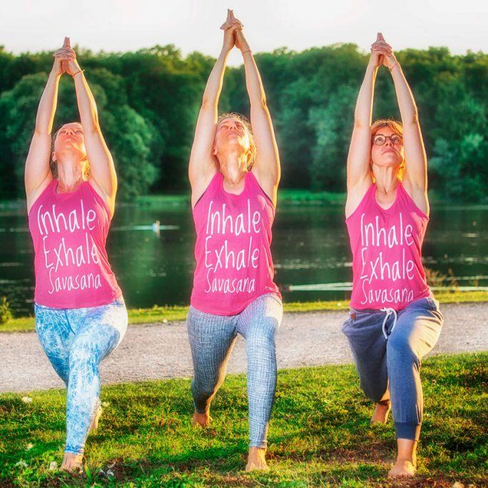 Yogalehrerausbildung 100h & 200h + 30.03.- 22.09.2019