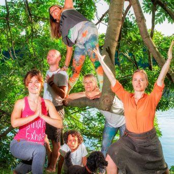 Erstmalig: Teenie Yoga!!! 10 Termine mittwochs!