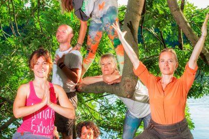 Yoga für Teenies mit Eugen 12 Termine immer Dienstags 16:00-17:15