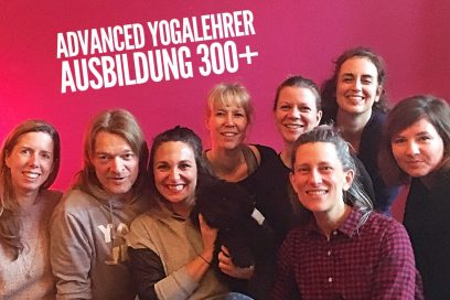 Advanced Yogalehrer Ausbildung 300+ 18.2.2019