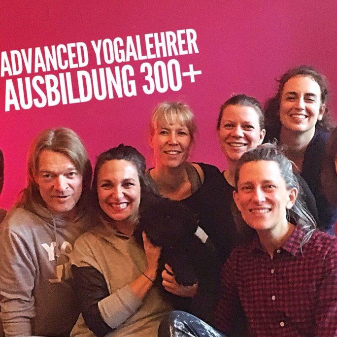 Advanced Yogalehrer Ausbildung 300+ 16.03.2020 -14.03.2021