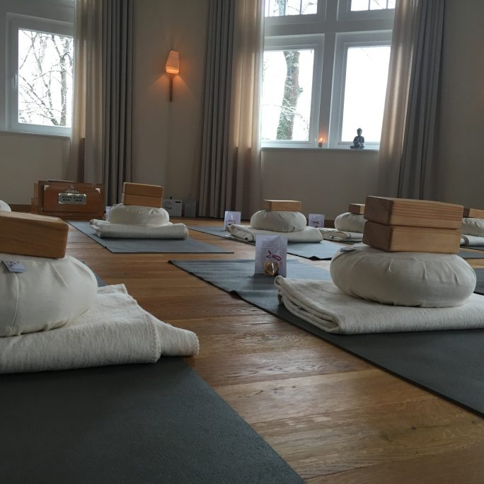 Advents-Yoga-Retreat im Sauerland vom 7.-9.12.2018