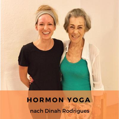 Hormonyoga Workshop mit Anke am 14. und 15.8.21