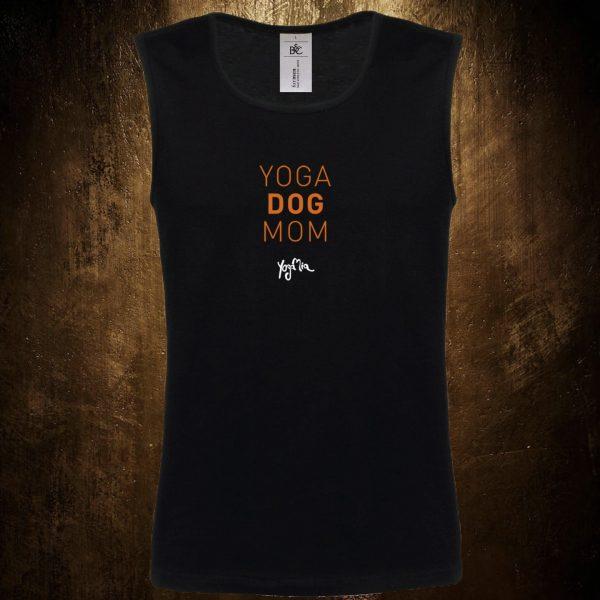 T-shirt-yoga-dog-mom