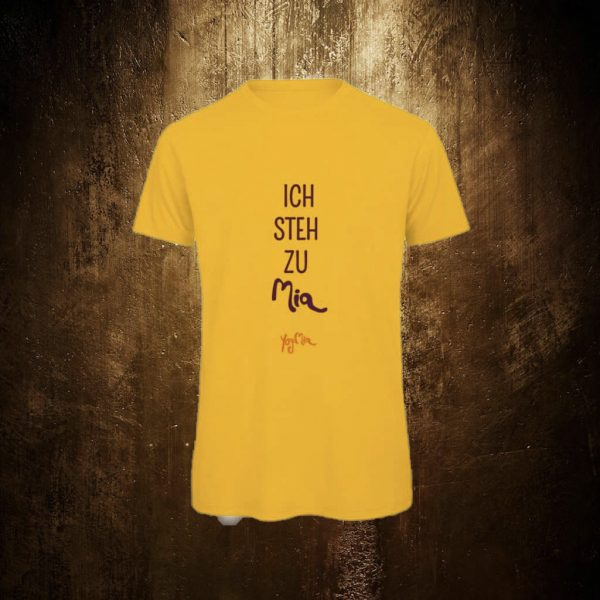 T-shirts – ich steh zu mia