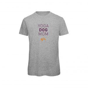 T-shirt- yoga-dog-mom