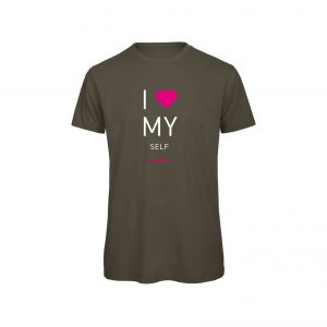 T-shirts I Love My Self